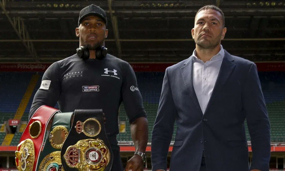 Joshua, Pulev Clash December In London