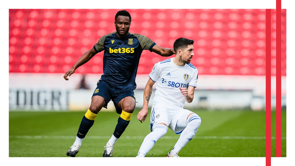 Mikel Stars In Stoke City's Friendly Win Over Leeds