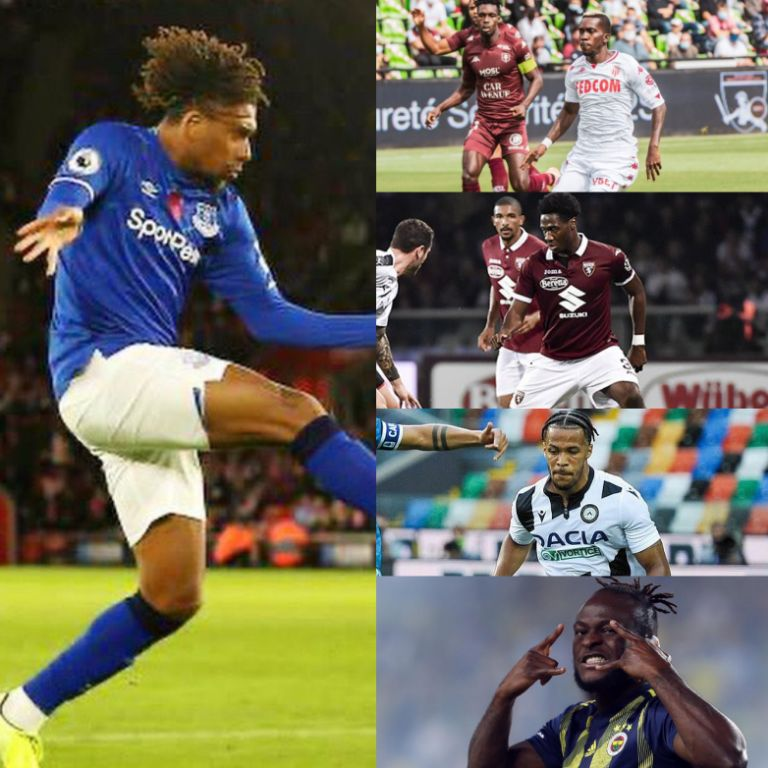 5 Nigerian Footballers Whose Market Values Have Dropped