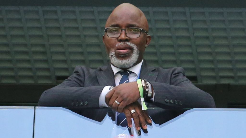 Pinnick Not  Desperate For CAF Presidency