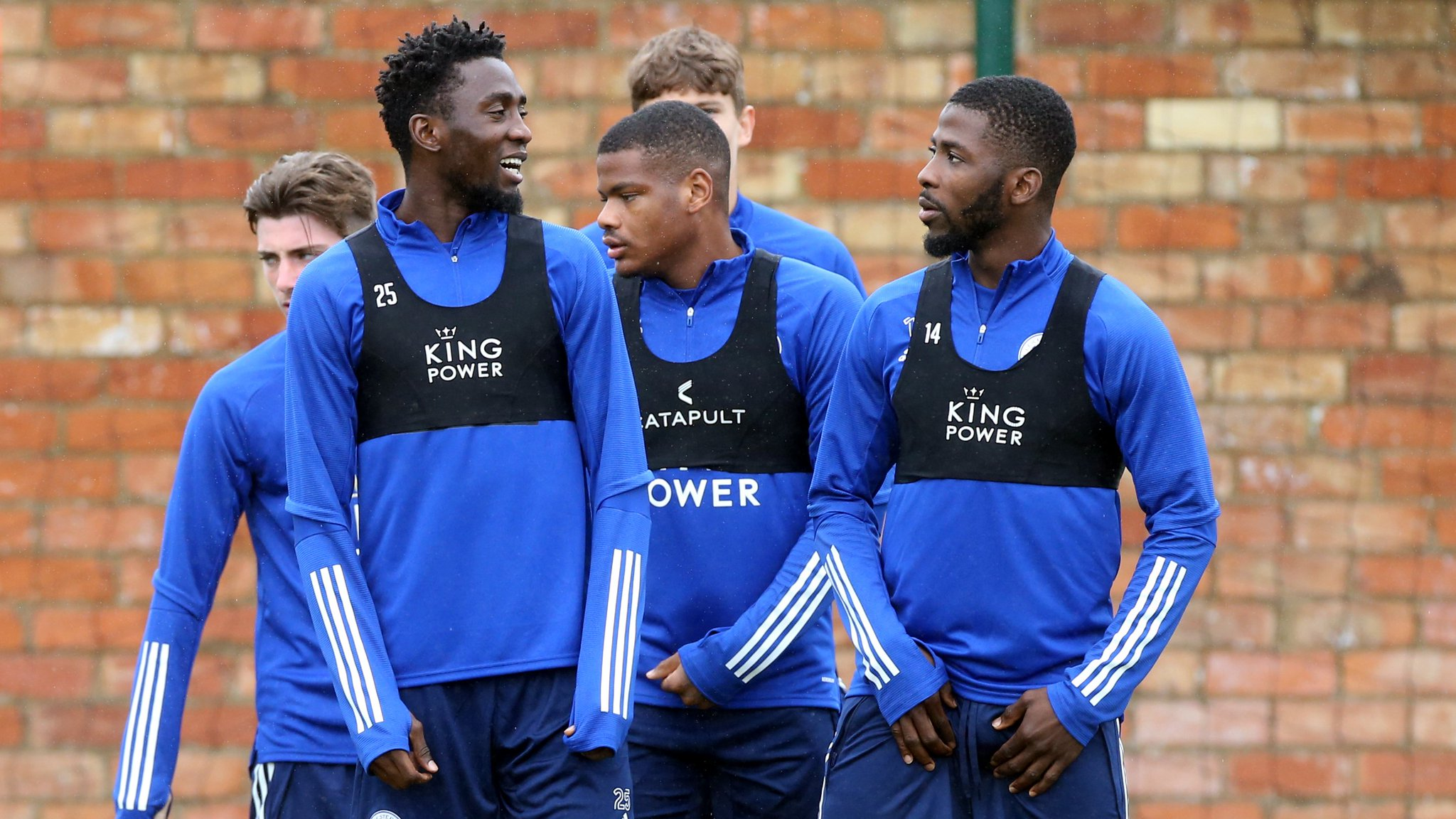 Ndidi Returns To Training At Leicester  City  After Few Weeks In Isolation
