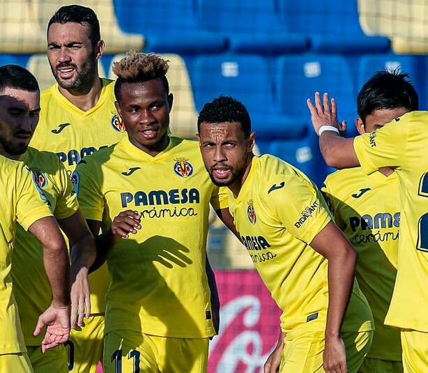 LaLiga: Chukwueze Bags Assist As Villareal Beat Eibar, Go Top With First Win