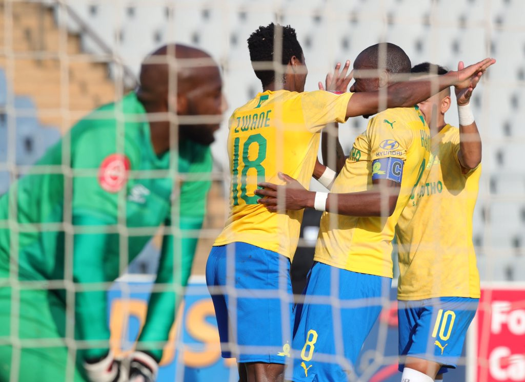 Akpeyi's Kaizer Chiefs Lose League Title To Mamelodi Sundowns