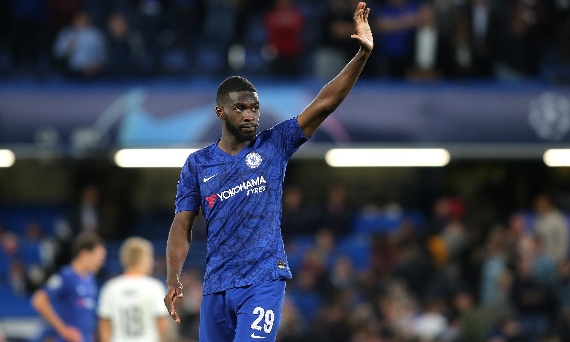 Tomori Set To Join Ligue 1 Club Rennes On Loan