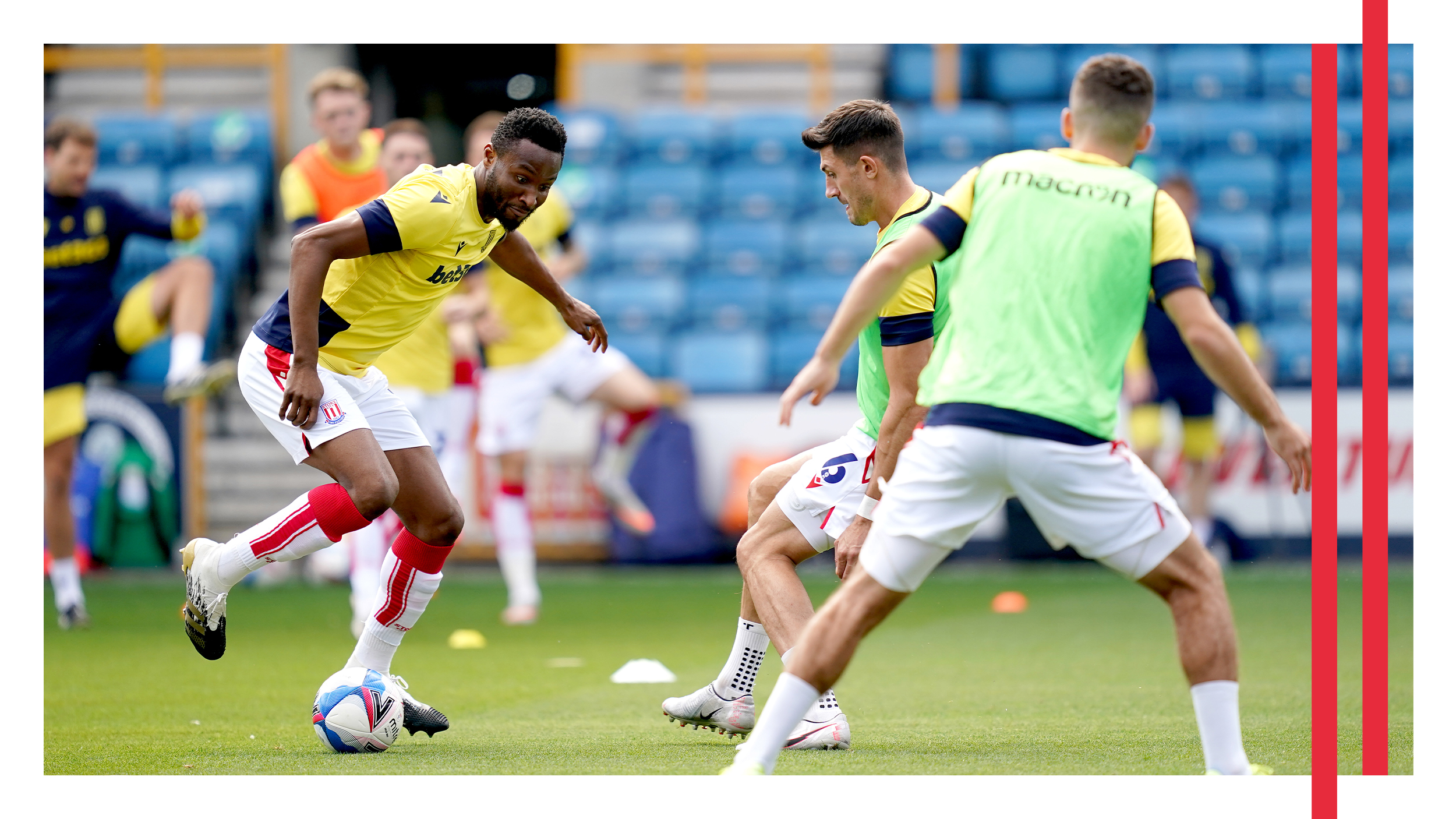 Stoke City To Assess Mikel Ahead QPR Clash