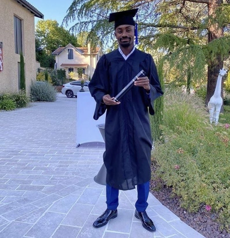 Ex-Chelsea Star Kalou Bags University Degree In Business Administration