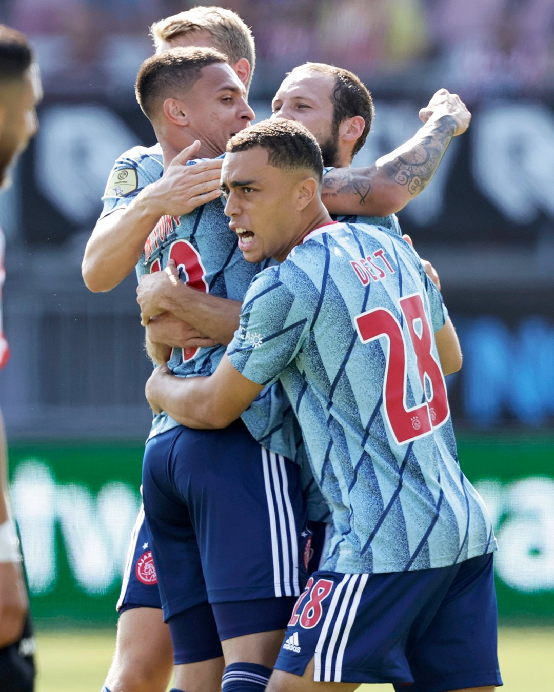 Eredivisie: Okoye Benched As Sparta Rotterdam Lose At Home To 10-Man Ajax