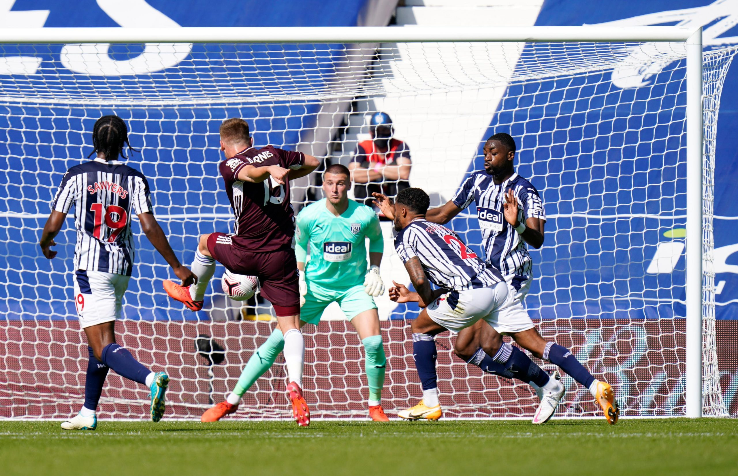 EPL:  Ndidi Outshines Ajayi As Leicester Thrash West Brom Away