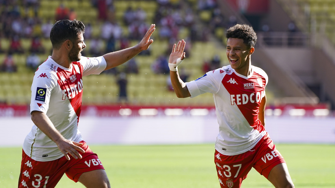 Onyekuru Bags Assist, Helps Monaco Clinch Ligue 1 Milestone In Win Vs Nantes