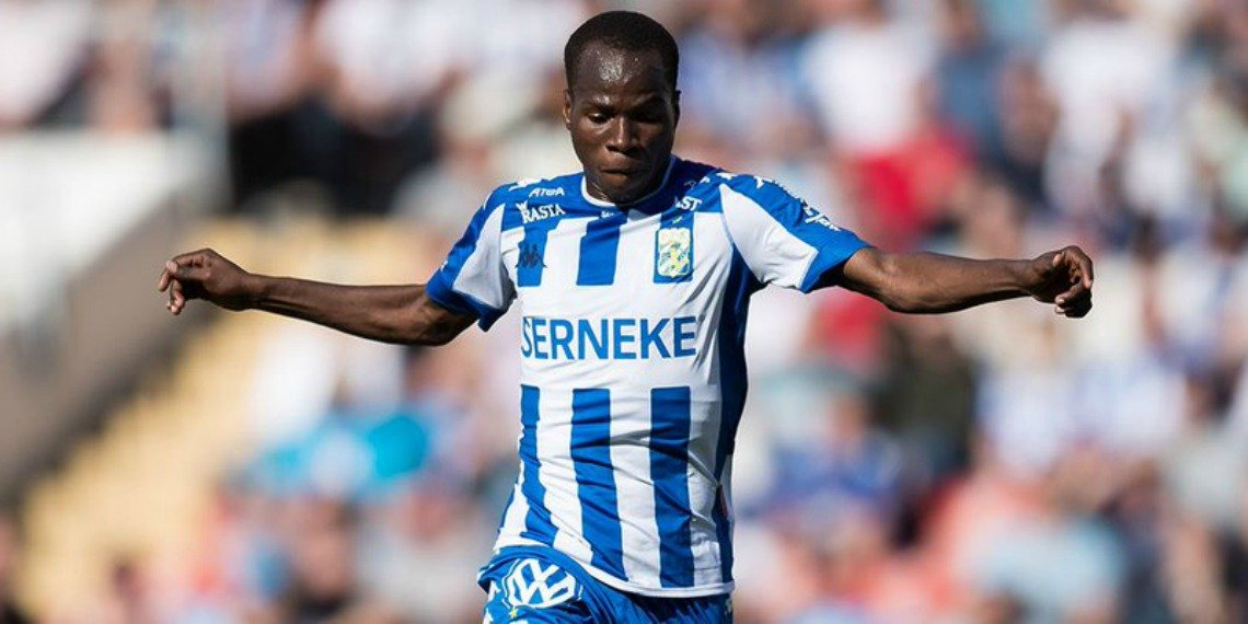 Alhassan Yusuf Uncertain Over IFK Gothenburg Future