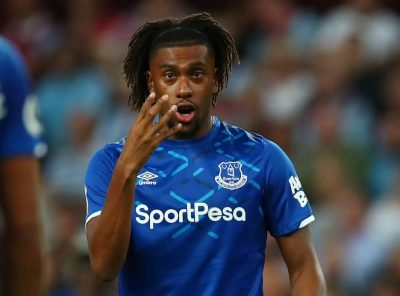 Carabao Cup: Iwobi Fails To Make Everton's Matchday Squad For Salford Clash