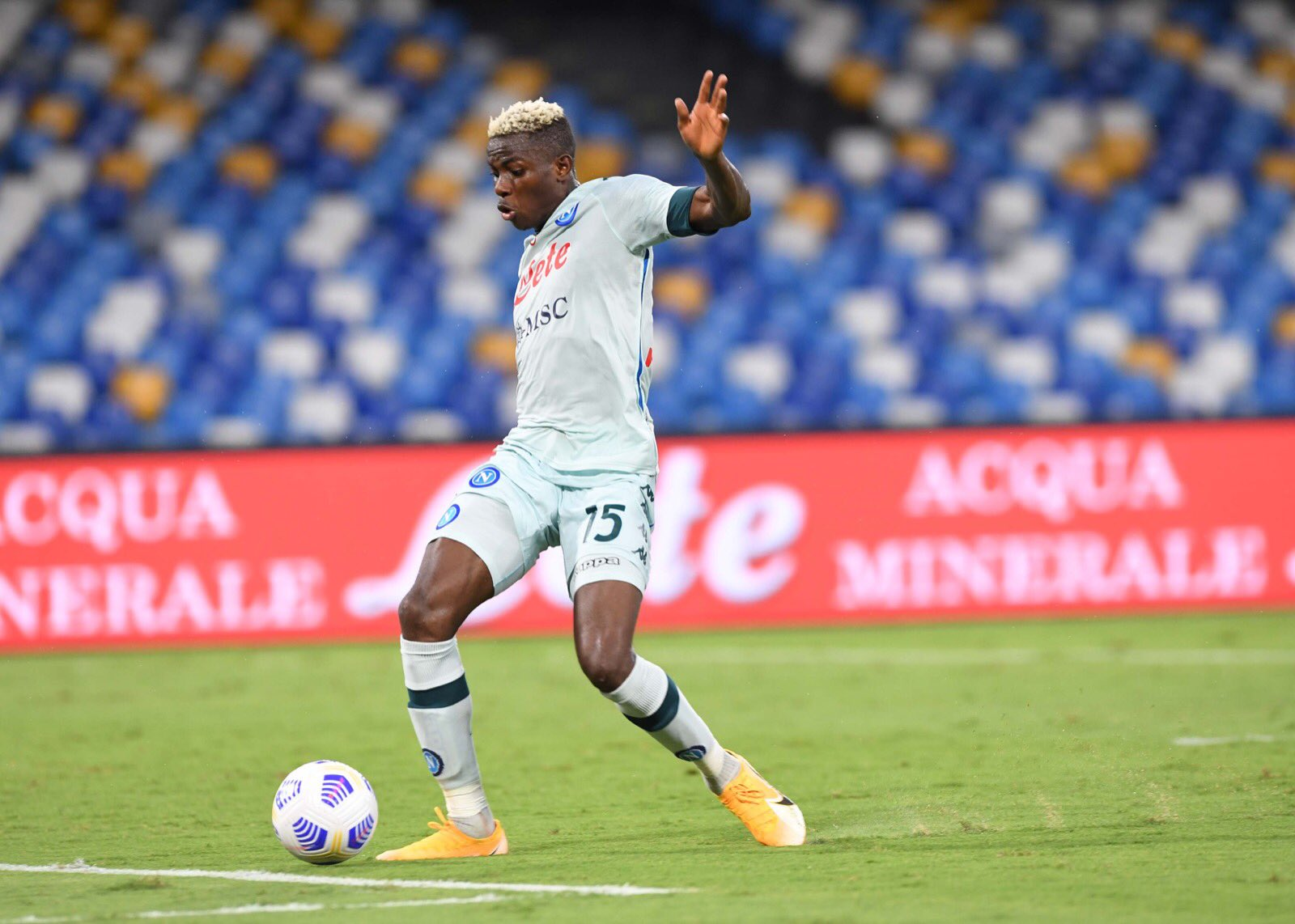 Osimhen Faces Huge Expectations As Napoli Clash With Parma In Serie A Opener Today