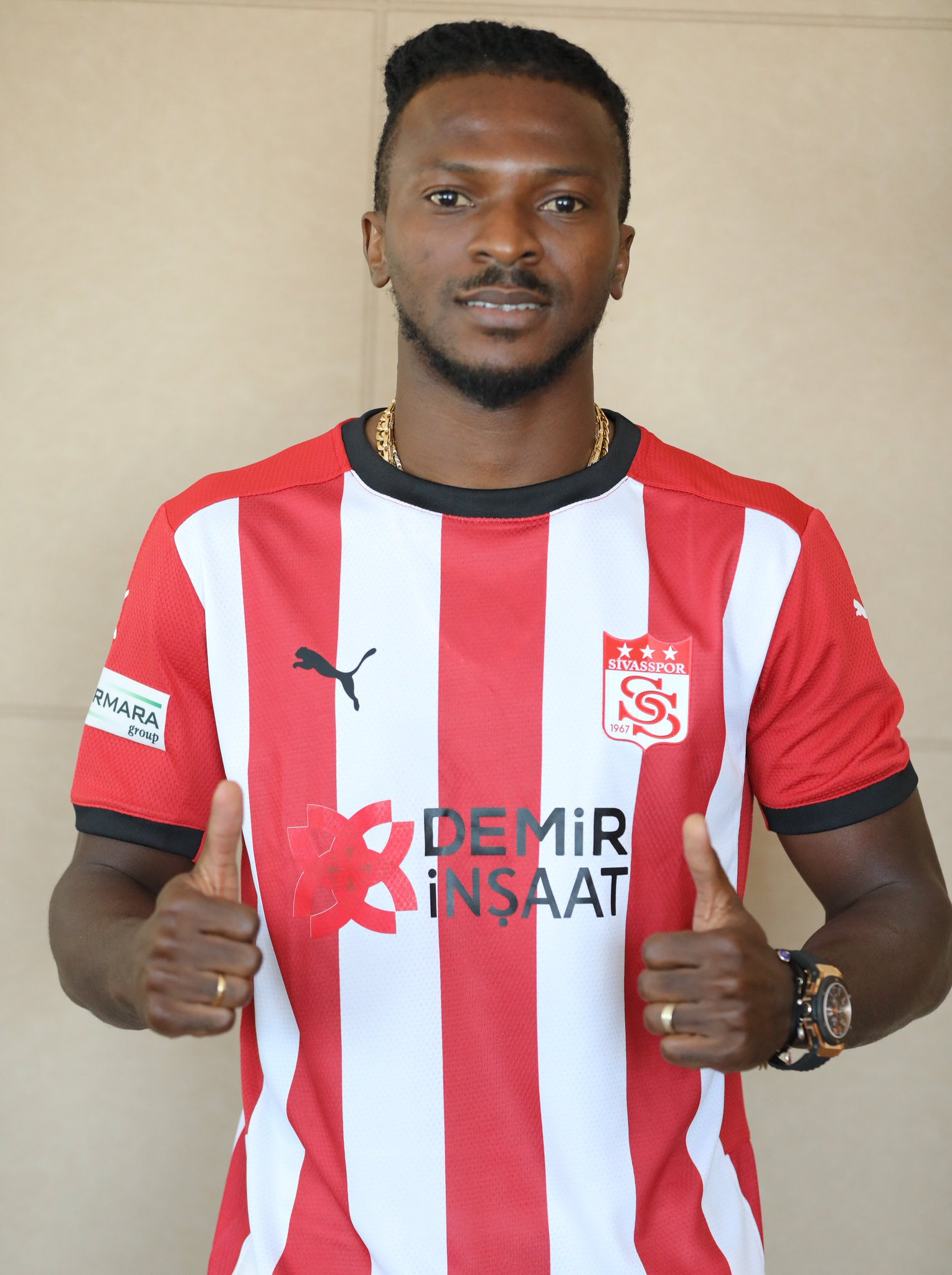 Kayode Joins Turkish Club Sivasspor On Loan