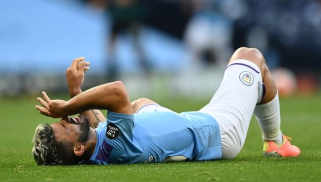 Aguero To Be Sidelined For Two Months With Injury