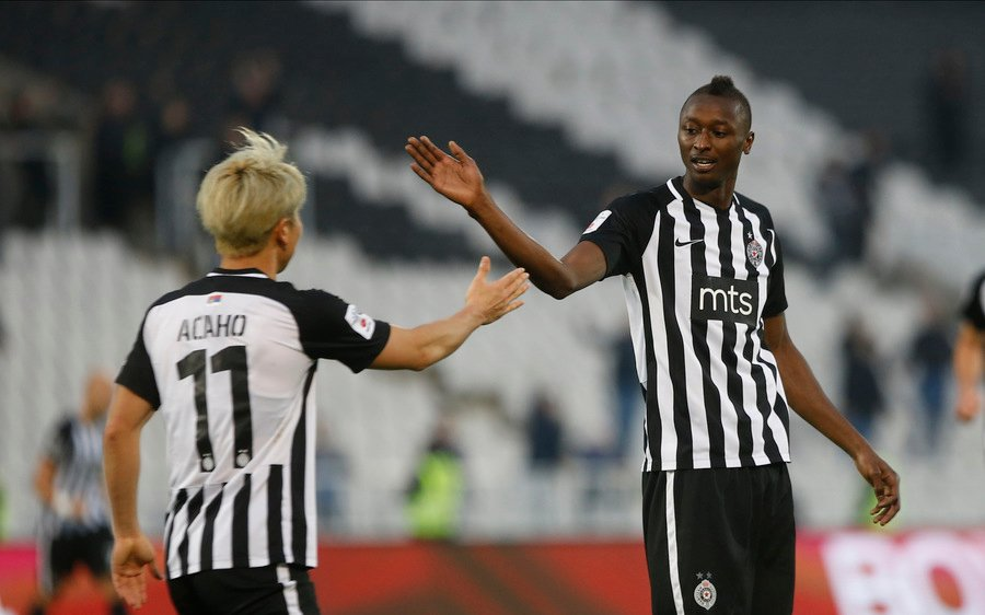 Sadiq Targets 6th Goal In 15 Europa League Games For Partizan