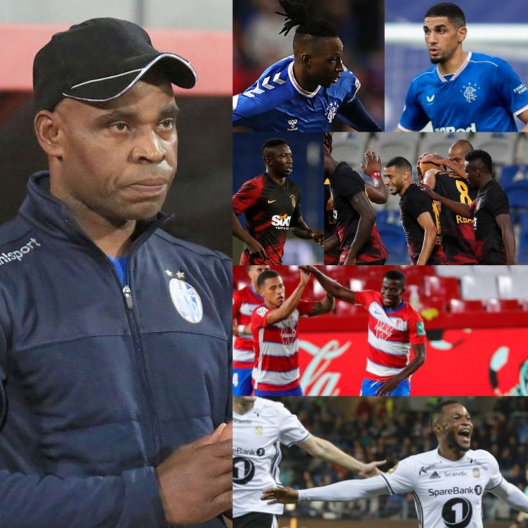 Nigerian Players, Coach Get Set For Europa Play-Off Clashes; Aribo, Balogun Vs Etebo Sets Tone