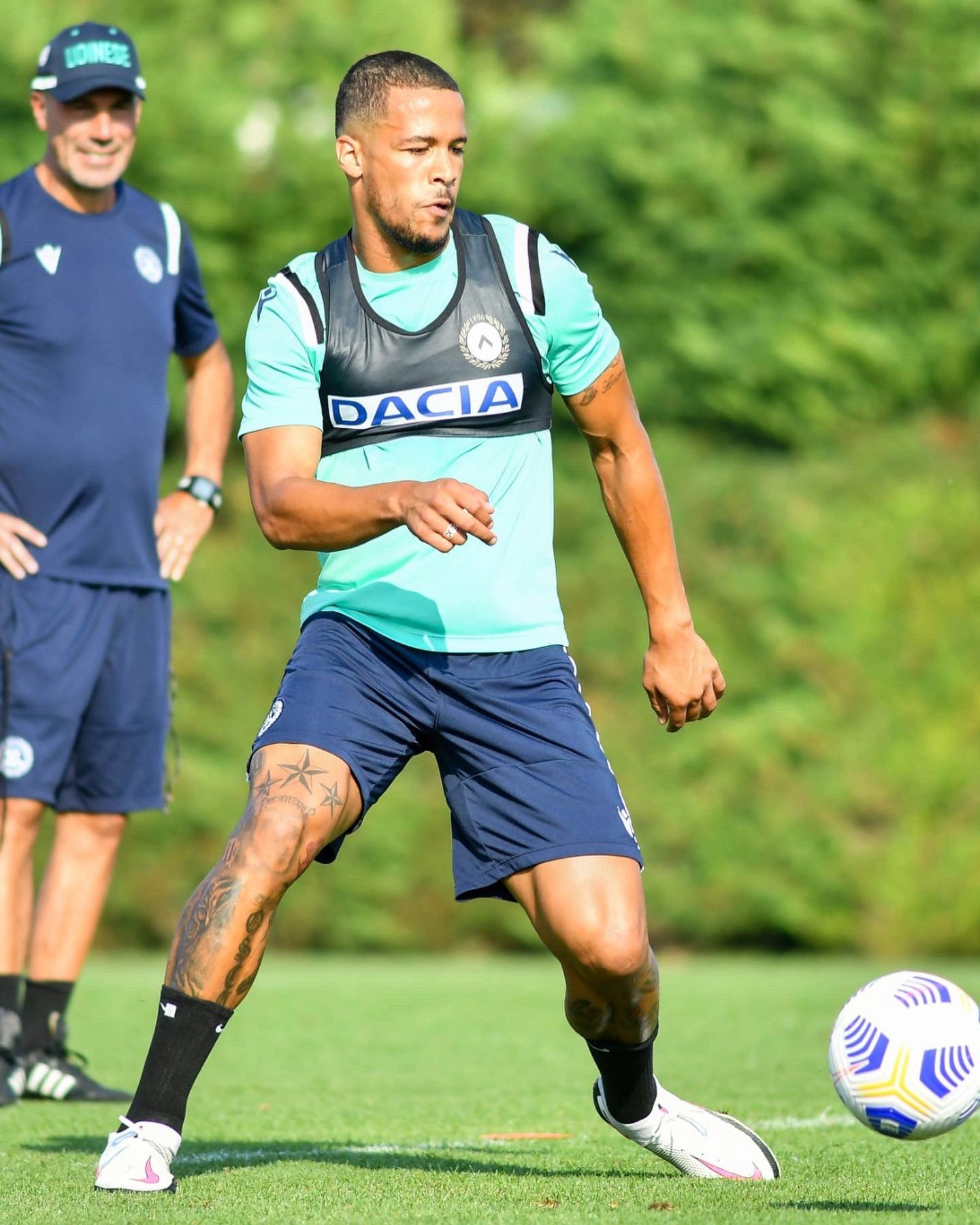Troost-Ekong Bids Udinese Teammates Goodbye  Ahead  Watford Move