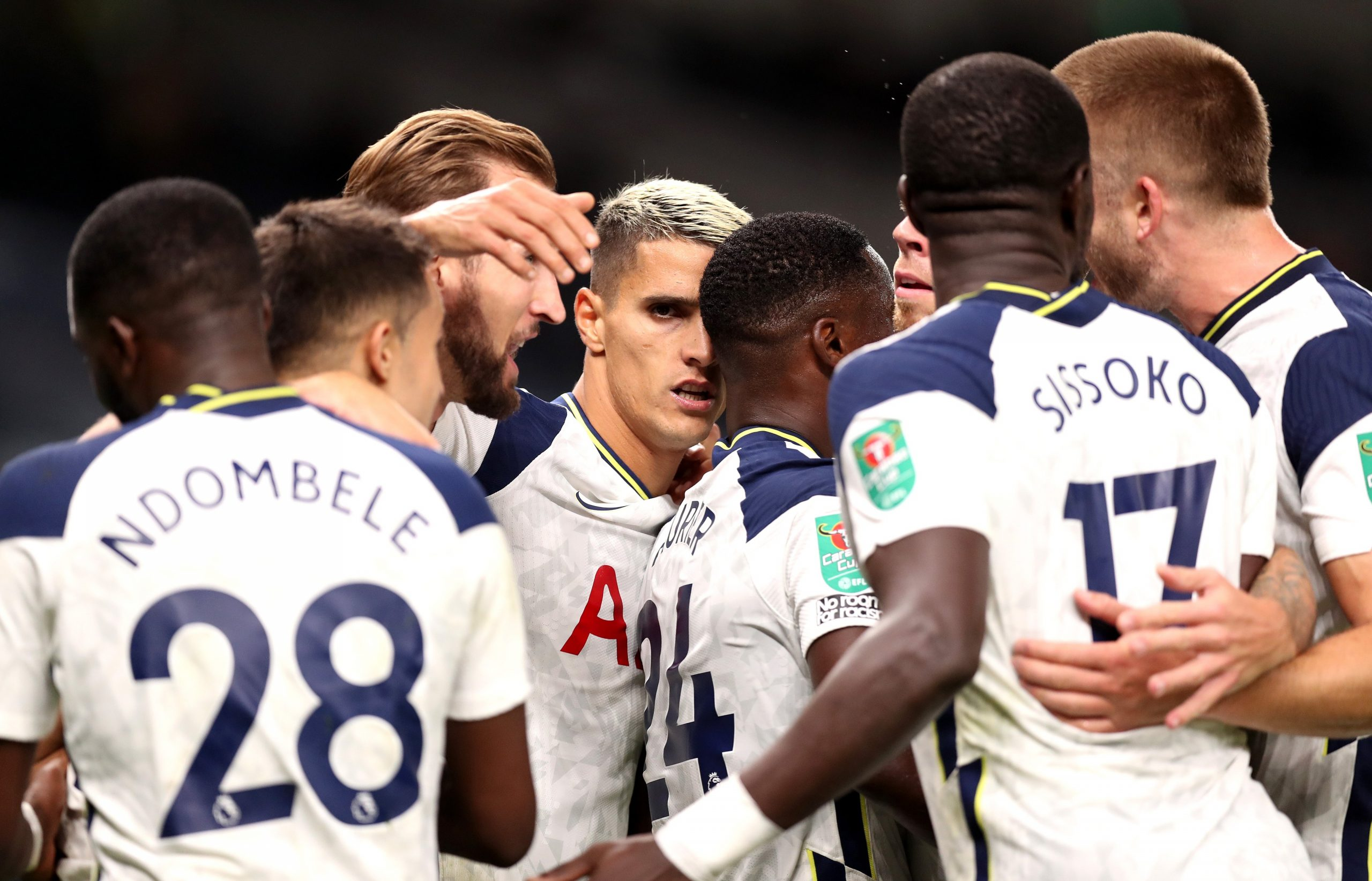 Spurs Dump Chelsea Out Of Carabao Cup, Advance Into Quarter-finals