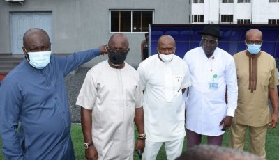 nff-nigeria-football-federation-real-madrid-football-academy-rivers-state-nyesom-wike