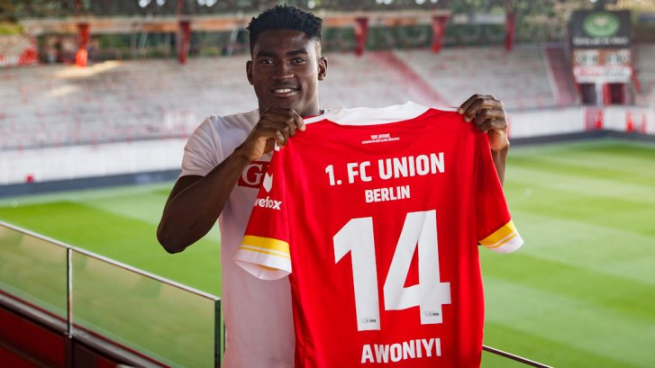 Awoniyi Joins Union Berlin, Makes 7th Loan Move From Liverpool