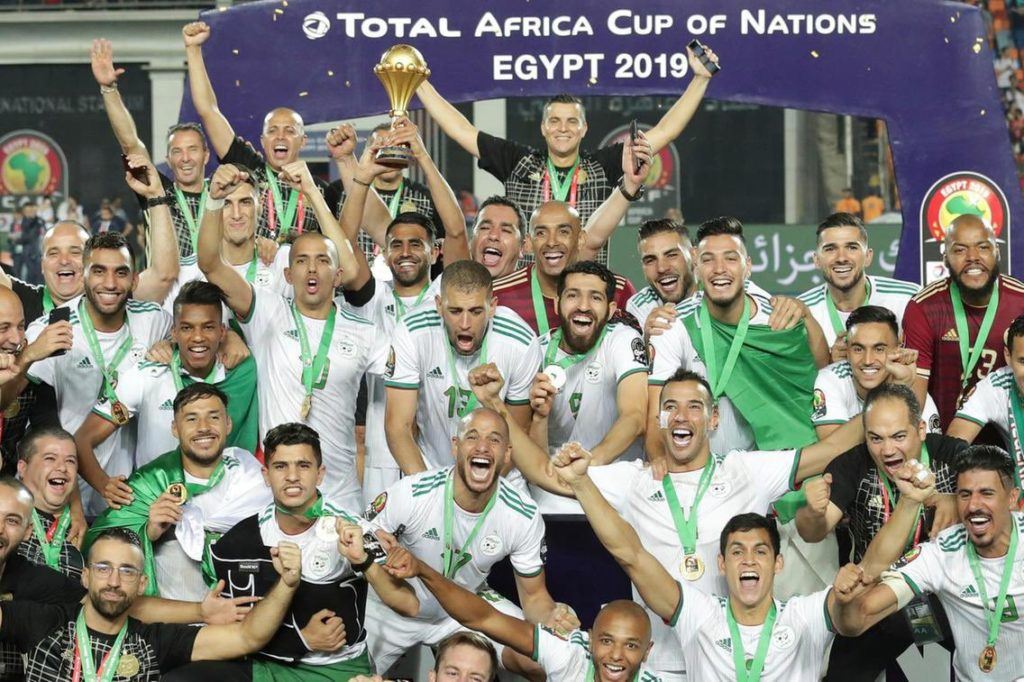Super Eagles Out To End Algeria's 18-Match Unbeaten Run
