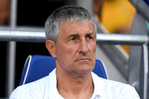 Setien To Take Legal Actions Against Barcelona Following Sacking