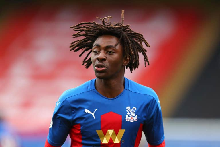 Eze Gets Squad Number At Crystal Palace