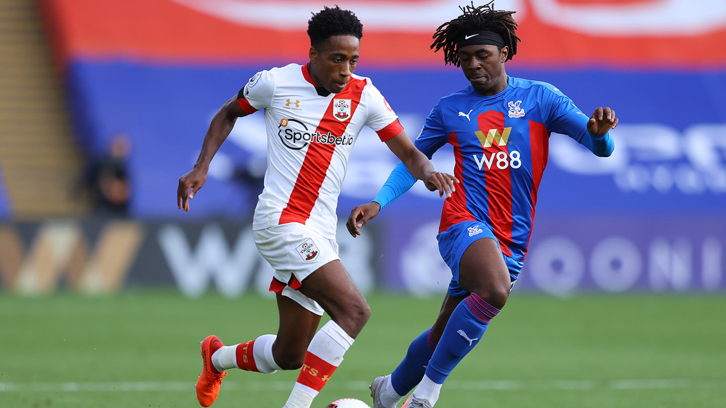Crystal Palace begin with win as Wilfried Zaha strike sinks Southampton