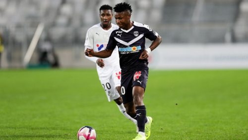 Ligue 1: Kalu, Maja In Action As Bordeaux Draw Vs Nice, Extend Winless Run