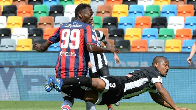 Serie A: Simy Nwankwo Scores In Crontone's Away Defeat At Sassuolo