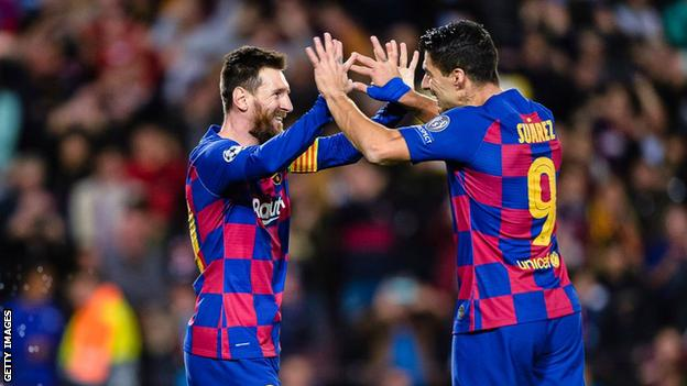 Suarez: I Was Forced Out Of Barcelona Because Of Messi