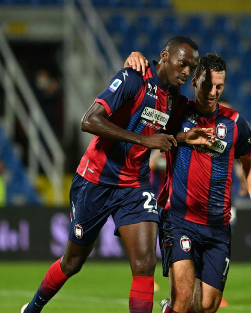 Serie A: Nwankwo On Target As Struggling Crotone Draw Vs Juventus