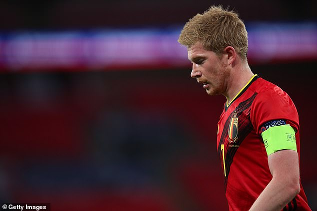 De Bruyne Doubtful For Man City vs Arsenal Tie With Fitness Issues