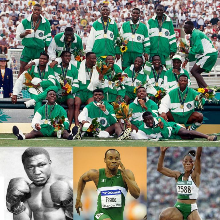 15 Golden Sporting Moments Of Nigeria At 60