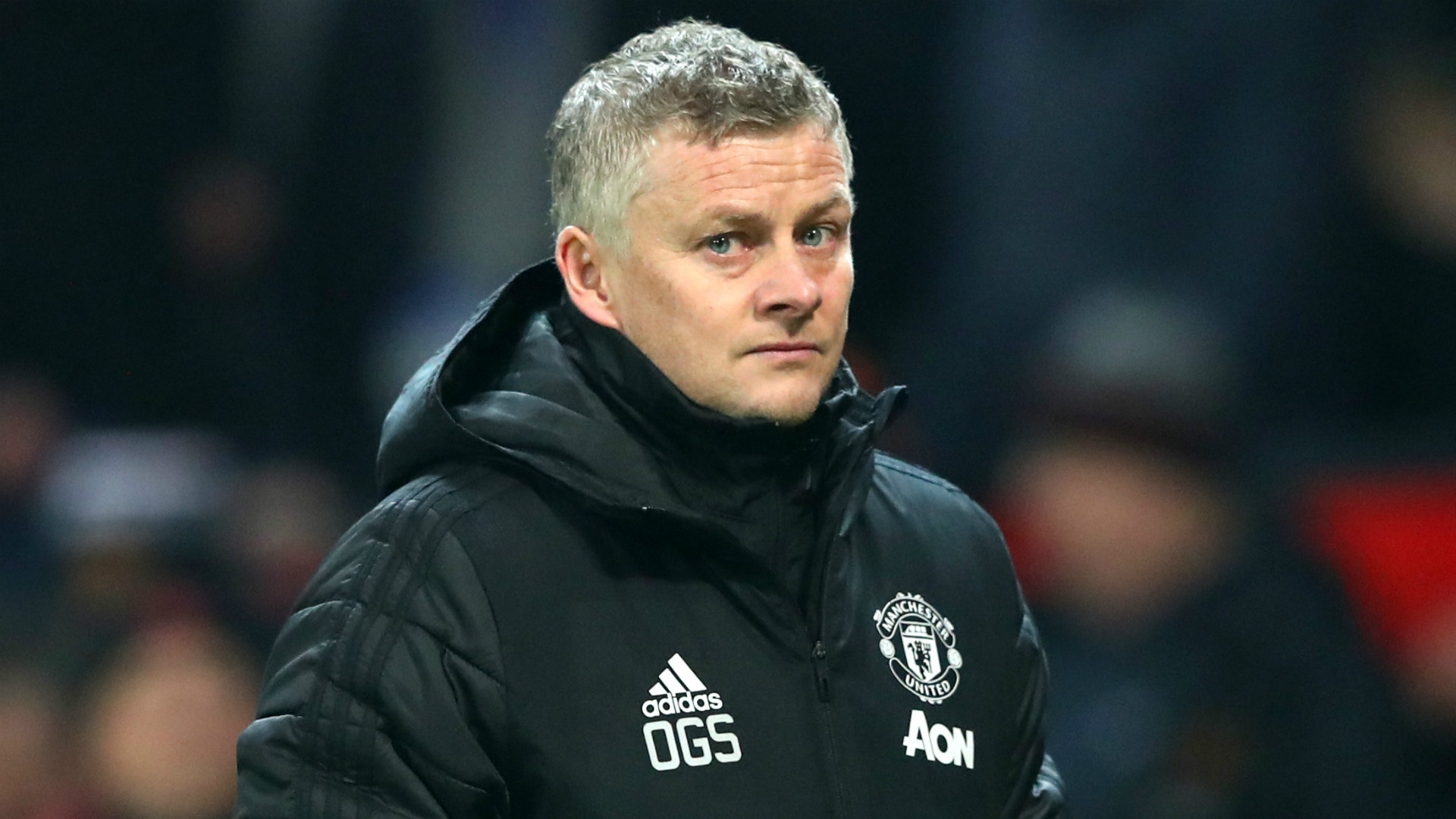 Solskjaer Not Moved  About Lack Of Transfer Business At Man United