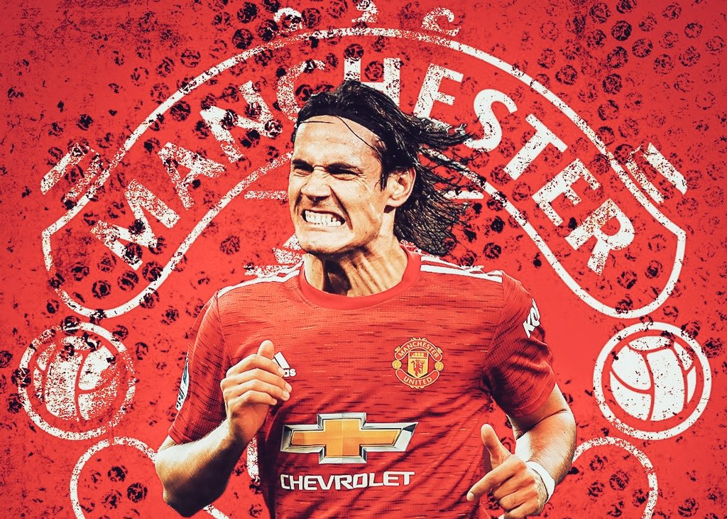 Man United Sign Cavani From PSG On Two-year Contract