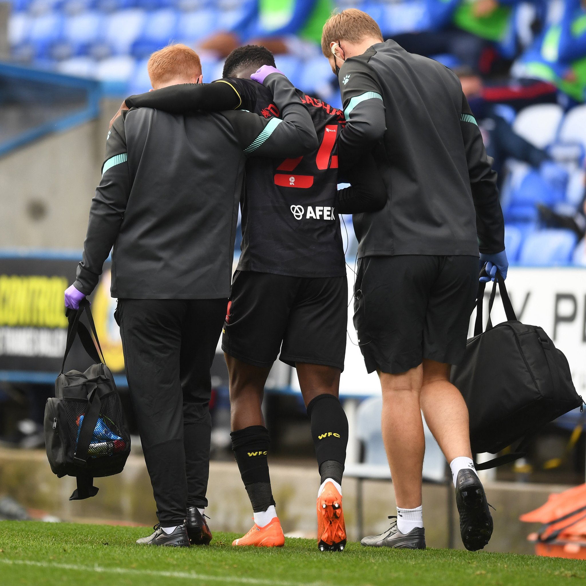 Dele-Bashiru Out For Six Months With Knee Injury