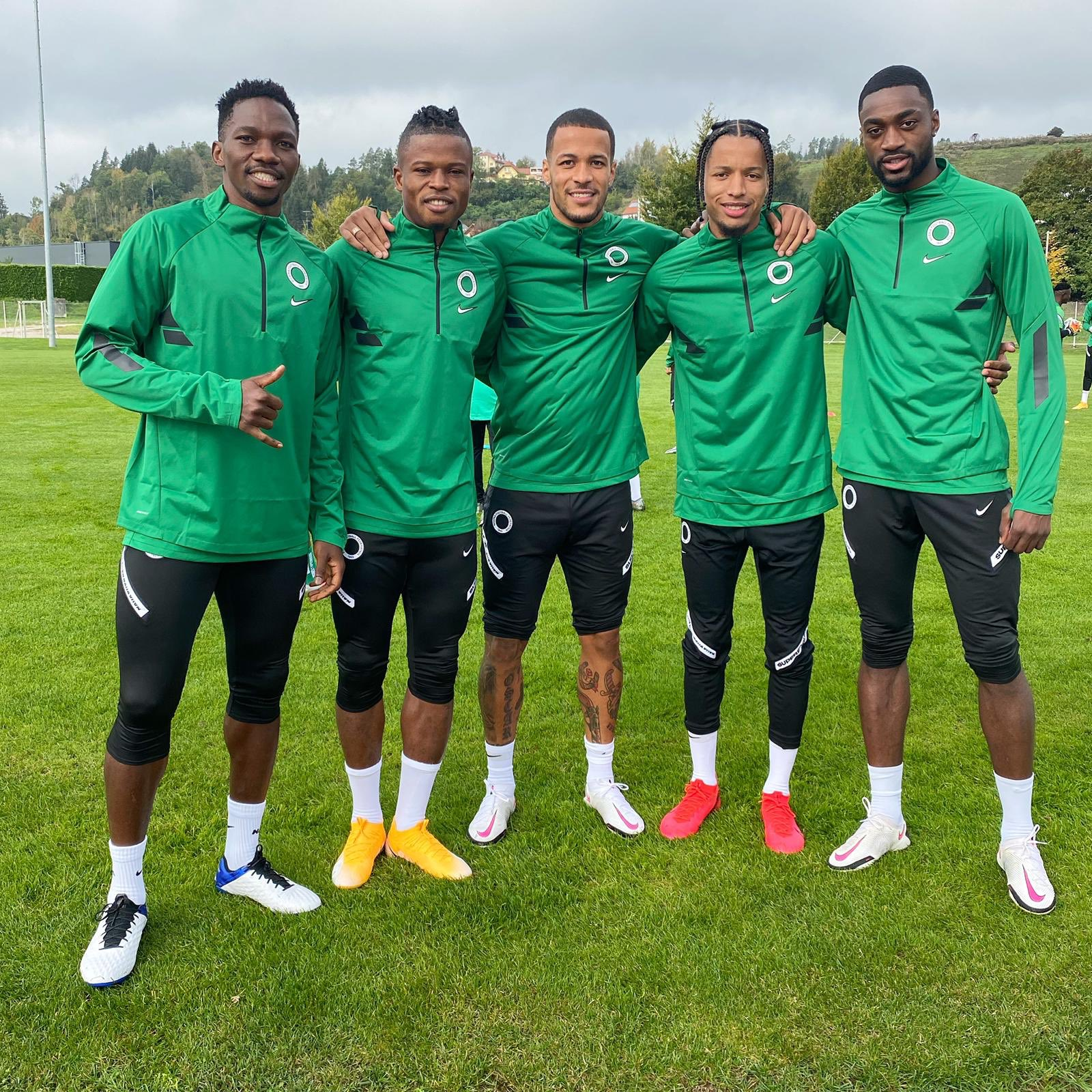 Friendlies: Troost- Ekong Glad To Link Up With Super Eagles Again