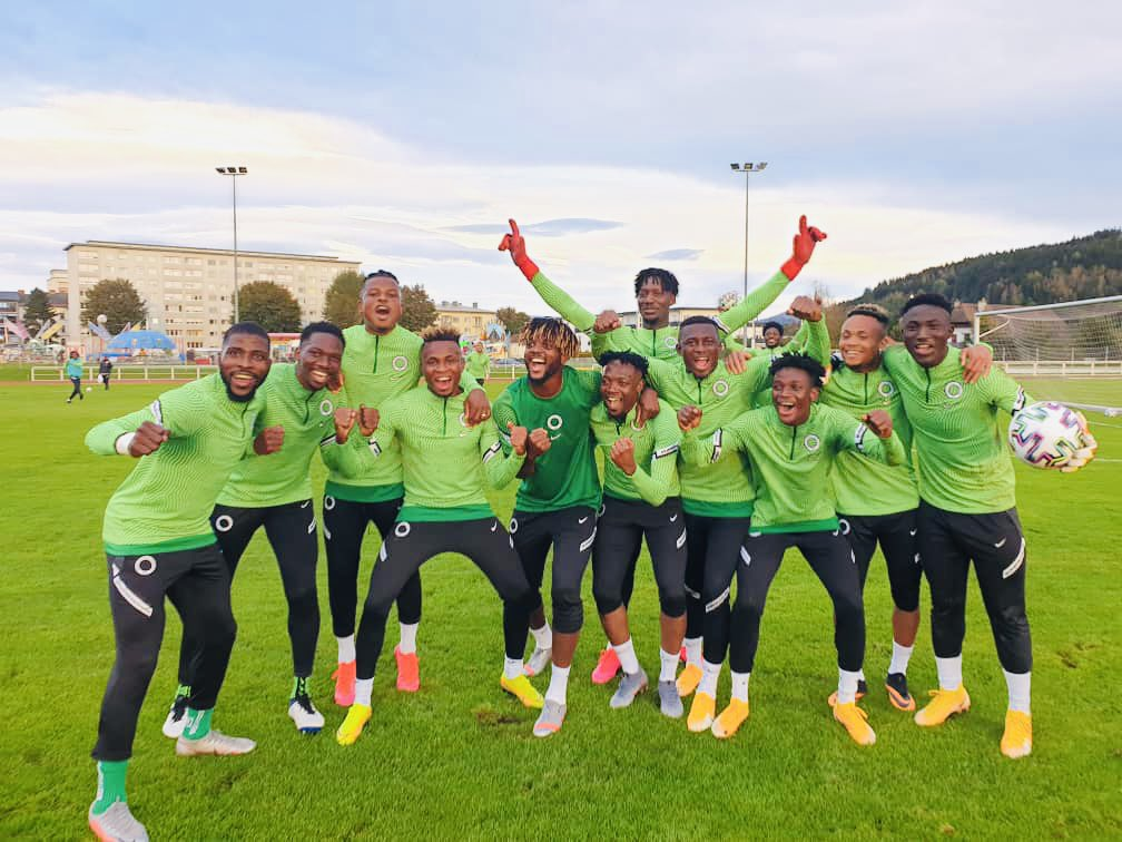 Ibitoye: Super Eagles Players In High Spirit For Algeria, Tunisia Friendlies