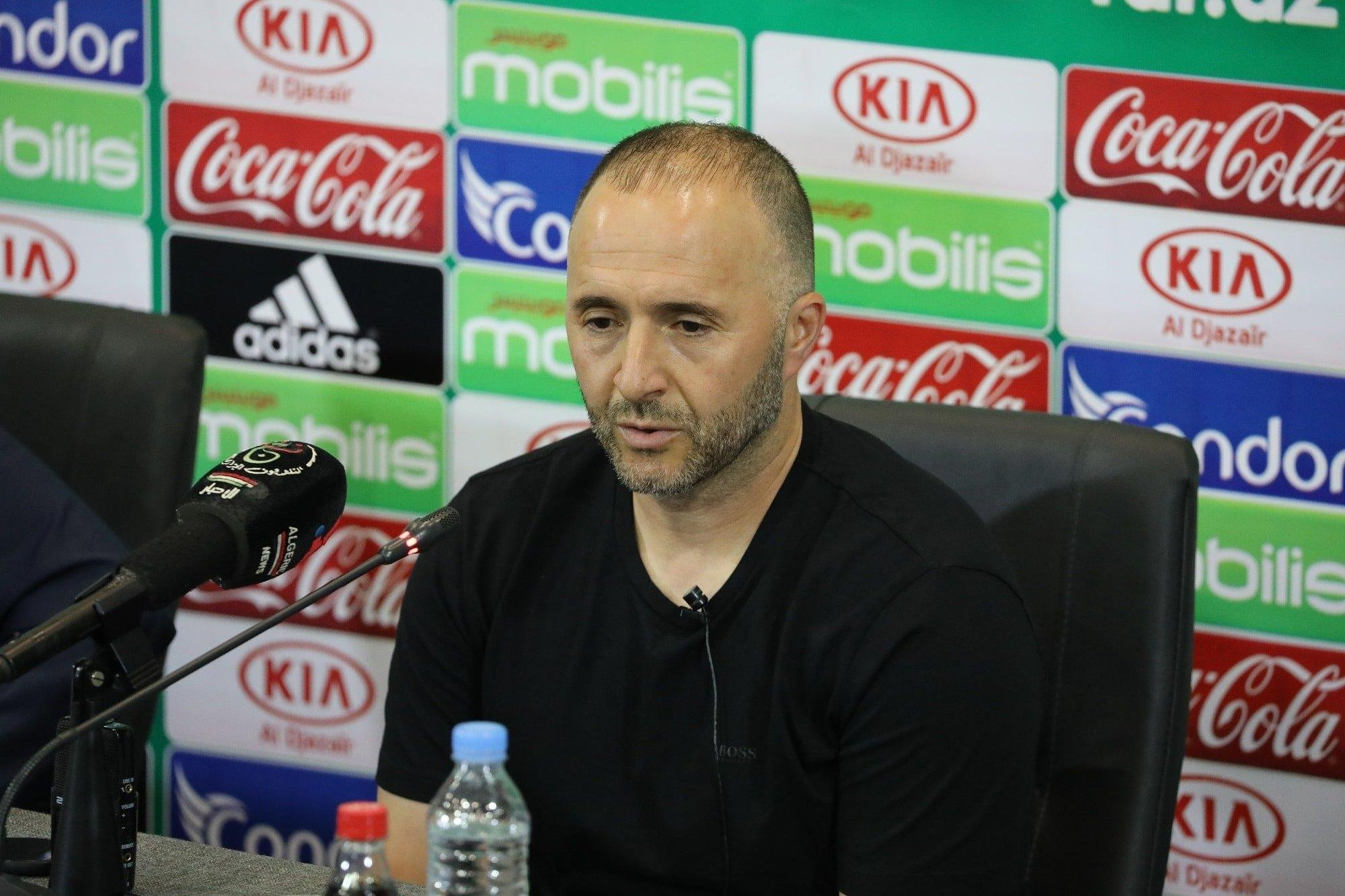 Belmadi: Super Eagles Made Things Difficult For Us
