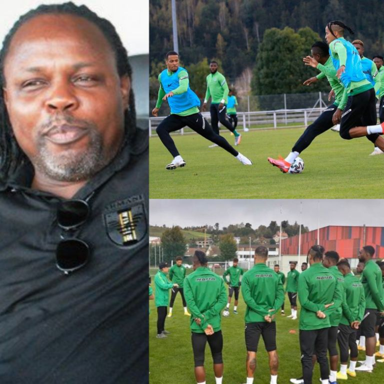 INTERVIEW – Ikpeba: Super Eagles Are Moving Into An Exciting New Era