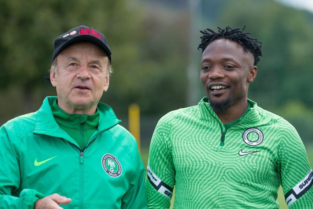 Rohr: Eagles Will Be At Their Best To Beat Leone Stars Home And Away