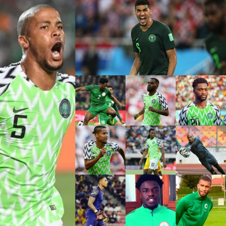 11 Capped Eagles Born In Europe Playing Under Rohr
