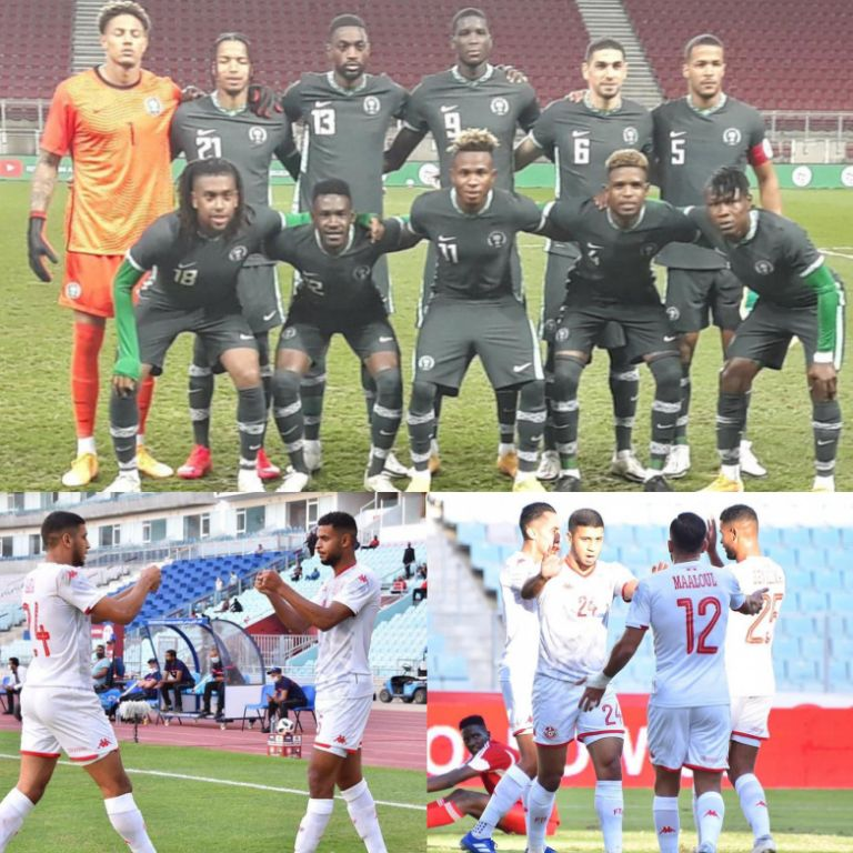 Rufai Expects 'Better Eagles' Against Tunisia, Plays Down Defeat To Algeria