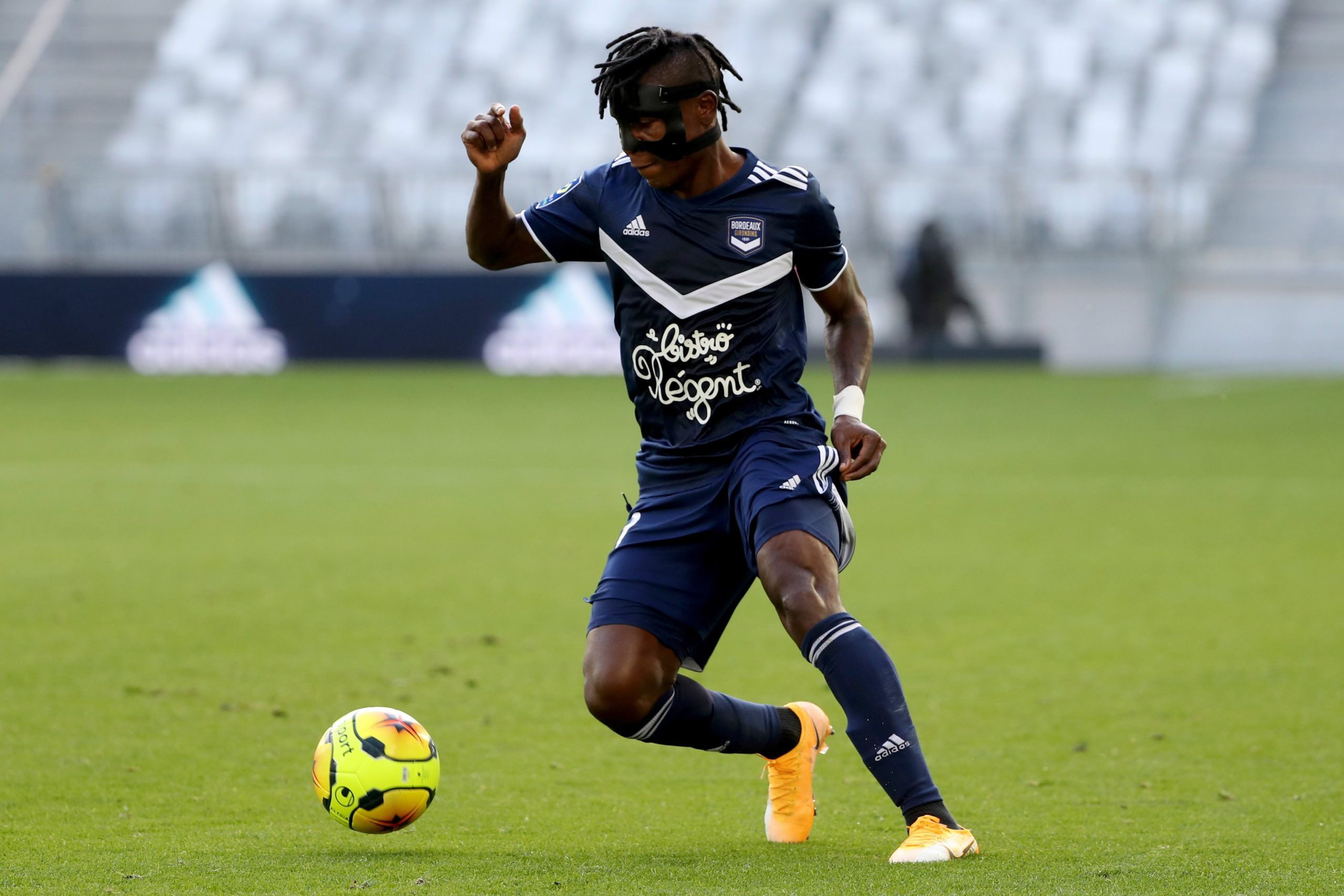 Ligue 1: Kalu Bags Assist In Bordeaux's  Away Win At Rennes