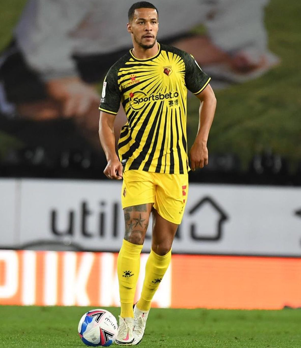 Watford Boss Ivic: Troost-Ekong Available For Blackburn Rovers Clash