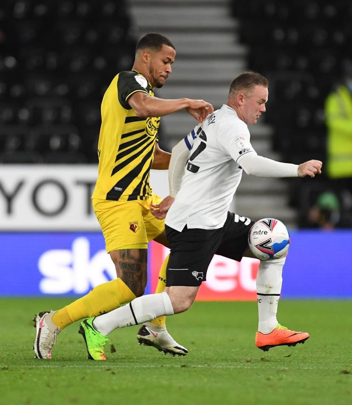 Troost -Ekong Thrilled With Watford Debut