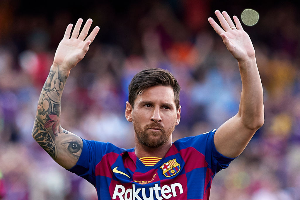 Man City on RED ALERT as Koeman admits Messi to LEAVE Barcelona