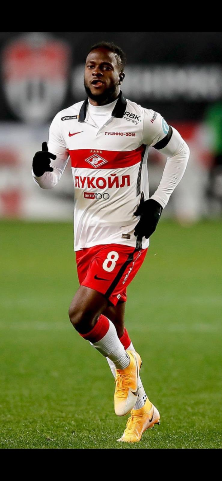 Spartak Moscow Chief Gazizov:  Signing Moses From Chelsea Was Easy