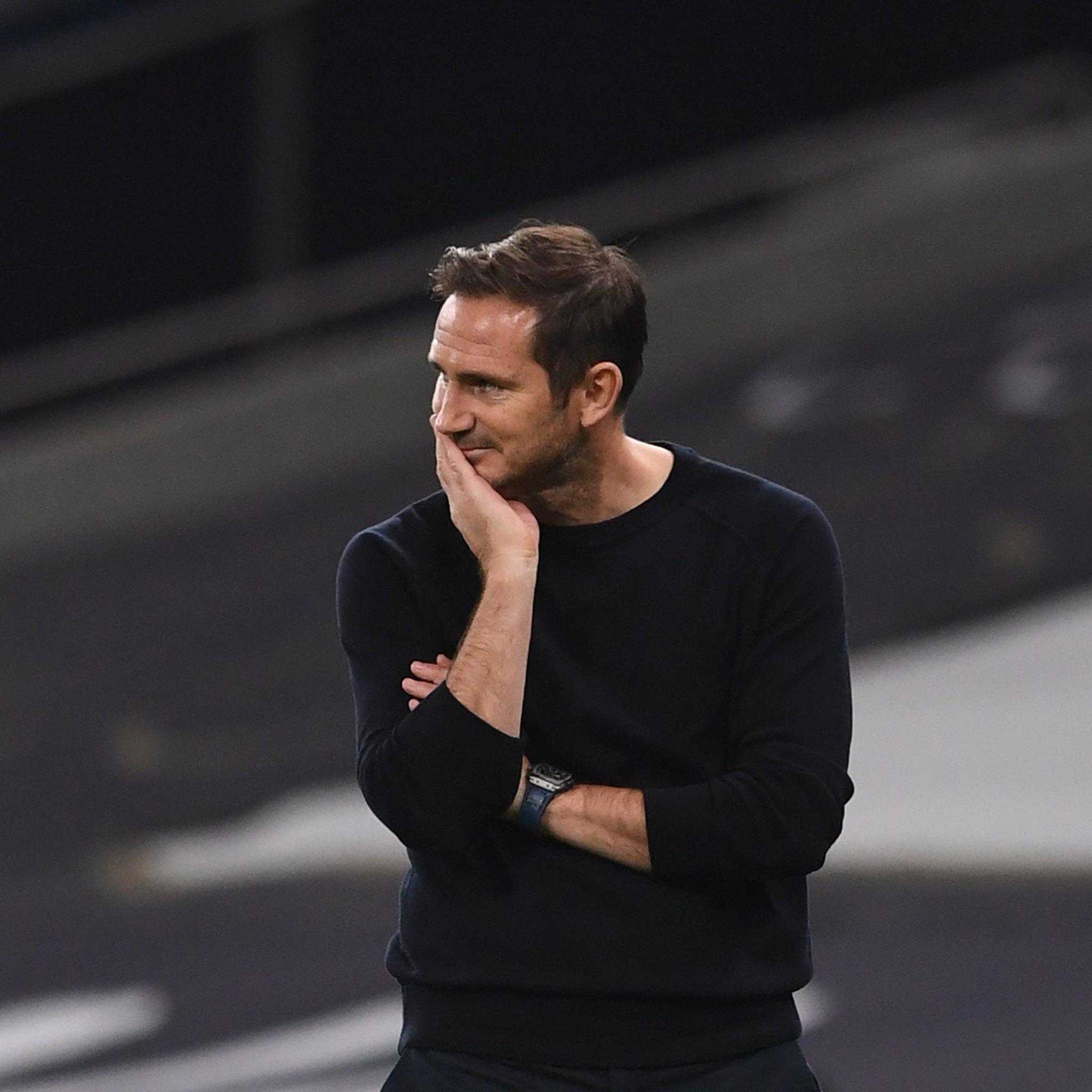 Chelsea Considering Sacking Lampard